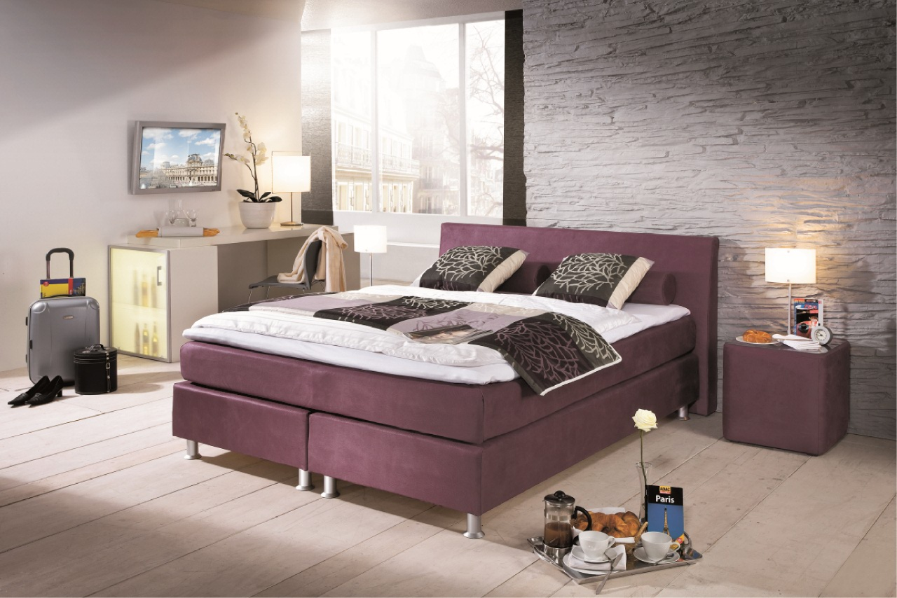 boxspringbett comfortmaster boxspring bett neu diamant preisvorschlag 2 ebay. Black Bedroom Furniture Sets. Home Design Ideas
