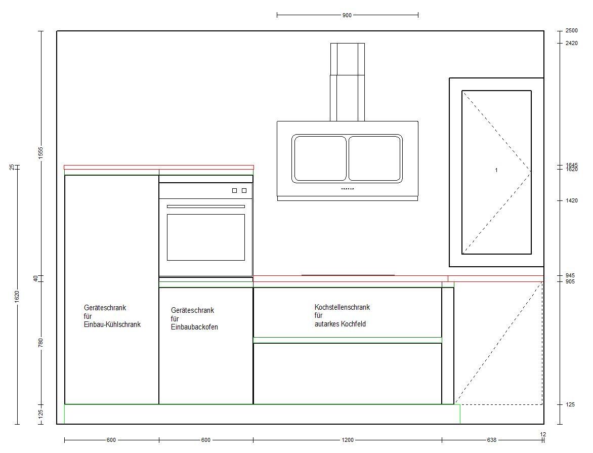 SCHÜLLER Einbauküche Front Hochglanz weiß NEU Küche ohne Geräte ... | {Schüller küchen arbeitsplatten muster 40}
